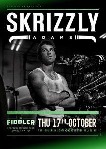 Skrizzly Adams LIVE at Subterania, London