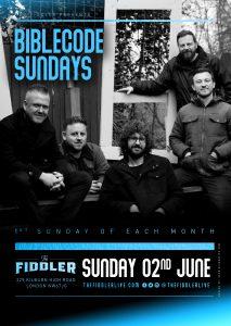 Biblecode Sundays LIVE at Subterania, London