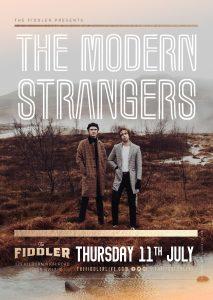 The Modern Strangers LIVE at Subterania, London