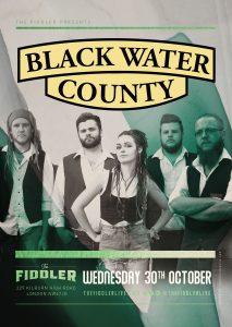 Black Water County LIVE at Subterania, London