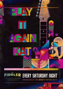 Play it Again Kat LIVE at Subterania, London