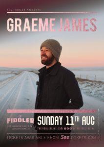Graeme James LIVE at Subterania, London