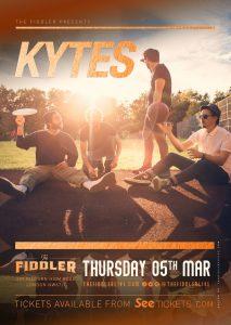 Kytes LIVE at Subterania, London