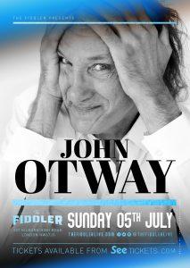 John Otway LIVE at Subterania, London