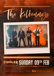 The Kilkennys LIVE at Subterania, London