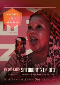 Honey B Mama LIVE at Subterania, London