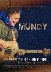 Mundy LIVE at Subterania, London