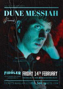 Dune Messiah (Denmark) LIVE at Subterania, London