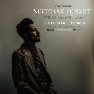 Suitcase Junket LIVE at Subterania, London