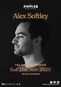 Alex Softley (Socially Distanced) LIVE at Subterania, London