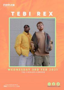 Tebi Rex LIVE at Subterania, London
