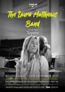 Laura Matthews and The Flakes LIVE at Subterania, London
