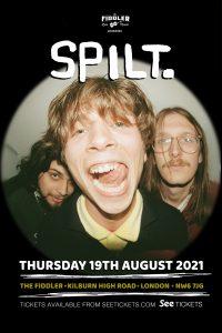 SPILT LIVE at Subterania, London