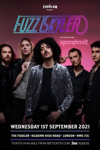 Fuzz Skyler LIVE at Subterania, London