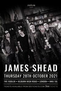 James Shead LIVE at Subterania, London