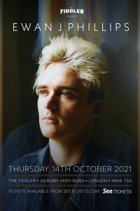 Ewan J Philips LIVE at Subterania, London
