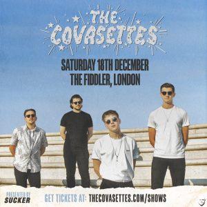 The Covasettes LIVE at Subterania, London